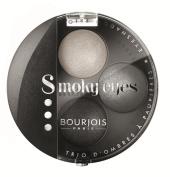 Bourjois Smoky Eyes Trio Eyeshadow No.01 Gris Dandy