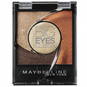 Maybelline Jade Eyestudio Big Eyes Eye Shadow 3.7 g 01 Brown