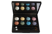 BEAUTY COMPACT! BAKED EYESHADOW COMPACT WITH MIRROR! GREAT XMAS STOCKING FILLER!