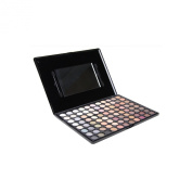 88 Nude/Neutral Eye Shadow Palette Make Up Kit Set