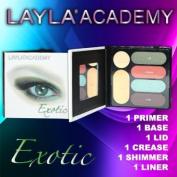 Layla Cosmetics Layla Academy Exotic Make Up Kit