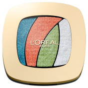 L'Oréal Paris Colour Riche Quads Eye Shadow 2.5 g S4 Tropical Tutu