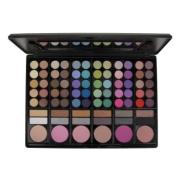 Blush Professional 78 Colour Makeup Palette