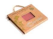 Couleur Caramel - Organic Eye Shadow n°45 Pearly Dark Pink