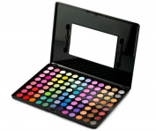 Micro Trader Profeesional Eyeshadow Palette Kit 96 Colours New - 16.5cm X 23cm X 1.2cm - Black