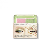 Myface Italian Ice Art Firenze Eye Shadow Duo 2.2g