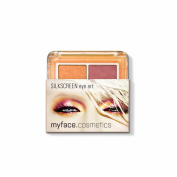 Myface Silkscreen Art Siren Eye Shadow Duo 2.2g