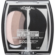 L'Oreal Paris Studio Secrets Professional The One-Sweep Eye Shadow, Natural All Eyes, 5ml, 2 pack