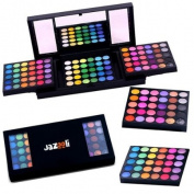 Jazooli 180 Colour Eyeshadow Eye Shadow Palette Makeup Kit Set Make Up Box with Mirror