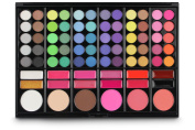 78 Colour Combination Set Palette Eye Shadow Blushers Highlighting Liner Shades