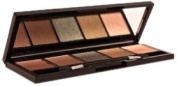 Bellapierre Cosmetics 5 Pressed Eye Shadow Camouflage green