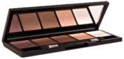Bellapierre Cosmetics 5 Pressed Eye Shadow Go natural