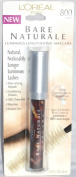 L'Oreal Bare Naturale Luminous Lengthening Mascara - Black 800