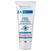 Liquid Cream Powder - Anti Allergique Covering for Sensitive Skin * Vitamins A & E and Bacocalmine TM