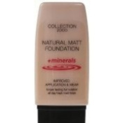 Collection 2000 Natural Matt+ Mineral Foundation 40ml Natural Amber #5