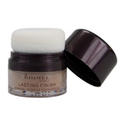 Lasting Finish Mineral Powder Foundation by Rimmel London Natural Sand