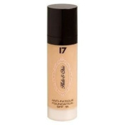 BOOTS NO 17 SKIN PERFECTING SHINE FREE FOUNDATION - SOFT IVORY 30ML