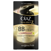 Olaz (Olay) Anti-Ageing Total Effects Touch of Foundation for Darker Skin 50 ml