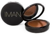 IMAN Cream to Powder Foundation Earth 3