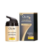 Olay Total Effects Touch Of Foundation Medium Cream 50 ml