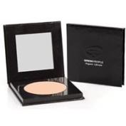 Green People Organic Make-Up - Pressed Powder - Honey Light - 10g
