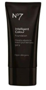 No7 Intelligent Colour Foundation-Medium