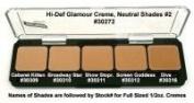 Graftobian Neutral #2 30272 High Definition Crème Palette