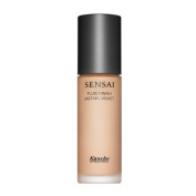 Sensai SPF 15 Fluid Finish Lasting Velvelt FV 204.5 Amber Beige 30ml