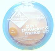 Manhattan Clear Face - 5.1cm 1 Powder & Make-up - 76 Sand