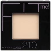 Maybelline Fit Me! Pressed Powder - 210 Sandy Beige