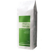 1KG Illite French Green Clay Super Fine Powder for Face Facial Body Mask Skin Natural Regenerator
