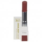 UNE Natural Beauty Casual Matt Colour Lipstick - M21