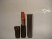 2 X BOOTS NO7 MINERAL PERFECTION LIPSTICK LATTE LOVER
