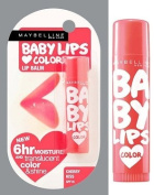 Maybelline Baby Lips Colour SPF 16 Lip Balm 4.5g : Cherry Kiss