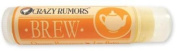 Brew Lip Balm Orange Bergamot 5mls