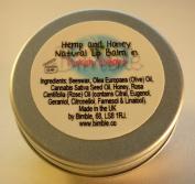 Bimble Hemp and Honey Natural Lip Balm 10g- Turkish Delight Flavour