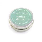 Vanilla & Rose lip balm 10g