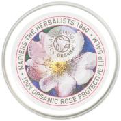 Napiers Organic Rose Protective Lip Balm
