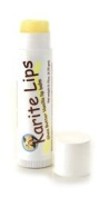 MODE DE VIE/GLOBAL NATURAL PRODUCTS Shea Butter Lip Balm Vanilla 5ml