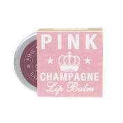 Bath House Nordic Summer Collection Pink Champagne Lip Balm