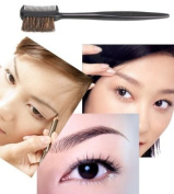Professional Cosmetic Eyebrow / EyeLash Extension Comb & Brush