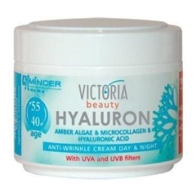 Anti-Ageing Cream with Algae, Micro-Collagen & Hyaluronic Acid, 50ml