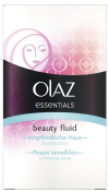 Olaz (Olay) Classic Beauty Fluid Moisturiser Sensitive 100 ml Bottle