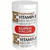 Fruit Of The Earth Vitamin-E Cream 118 ml + 118 ml Jar