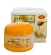 DAY CREAM with honey and milk extracts for all types of skin