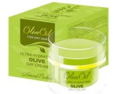 Ultra Hydrating Day Cream Olive for Dry Skin 50ml