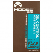 Moosehead Charcoal Moisturiser 75ml