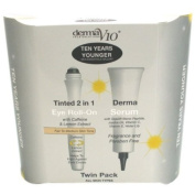 Derma V10 Ten Years Younger Twin Pack
