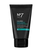 NO 7 MEN CALMING POST SHAVE RECOVERY BALM 50ML