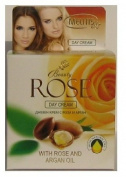Beauty Rose Day Cream with Natural Oils of Rose and Argan 50ml